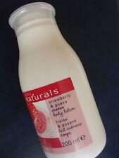 Le lait crémeux pour le corps à la Fraise & Goyave / AVON NATURALS