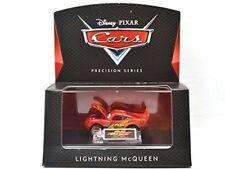 2 Disney Pixar Cars Precision Lightning McQueen & Mater Premium Diecast 1/55
