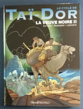 Le Cycle de Taï-Dor 5 EO La Veuve noire II Serrano Rodolphe Vents d'Ouest