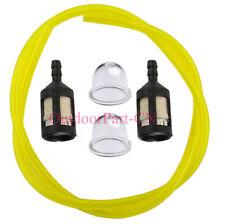 Fuel Filter line Primer Bulb 4 Homelite BP250 HB180 HB18V GST GST18 GSTBC Blower