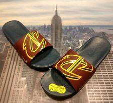 Nike Benassi Solarsoft NBA Cleveland Cavaliers Slide Sandal Size 14 917551 601