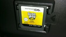 Guitar Hero on Tour  (no cover no booklet) NDS - FREE POST