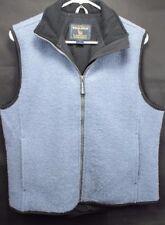 Woolrich Technowool Women's Size 85% Wool Gently Pre-owned Women's Size M Vest