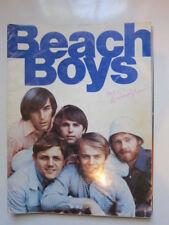 Beach Boys Concert tour program 1966