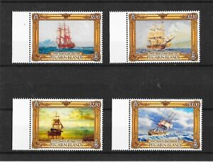 Pitcairn Islands 2019 New Issue Paintings of the Bounty UMM