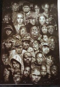 Hip Hop - New Poster 61 cm x 91.5 cm