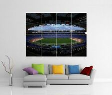 STADIO OLIMPICO ROMA ITALIA come rom LAZIO Giant WALL ART PRINT PHOTO POSTER J. 17