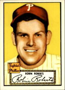 1983 Topps Reprint 52 New York Yankees Baseball Card #59 Robin Roberts