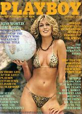 US-Playboy 05/1981    GABRIELLA BRUM*    Mai/1981