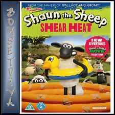 SHAUN THE SHEEP - SHEAR HEAT  **BRAND NEW DVD  ****