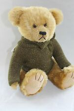 "Harrods 21st century Bear 13"" sitting position"