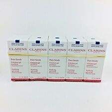 Clarins Pure Scrub Purifying Gel Scrub With Lava Beads Peeling 50 ml. NEU
