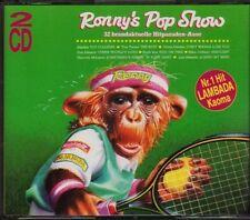 Ronny's Pop Show 14 (1989) Kaoma, Martika, Betty Boo, Adeva, Blue Syste.. [2 CD]