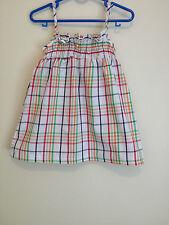 New Beautiful Baby Girl Summer Dress Size: 0 (9-12M)