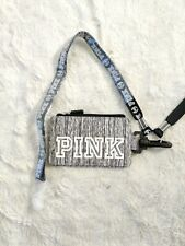 Victorias Secret Pink Limited Edition Lanyard ID Badge Holder Card Wallet NWT