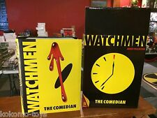 "DC Comics Matty Collector Box Watchmen 6"" Inch Action Figure MIB - COMEDIAN"