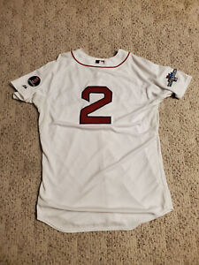 2013 Jacoby Ellsbury Game Issued Boston Red Sox Jersey MLB COA un-worn un-used