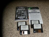"Eye of the Beholder III Assault on Myth Drannor IBM PC Game on 3.5"" disks"