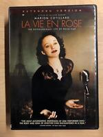 La Vie en Rose (DVD, 2007, extended version) - H0214