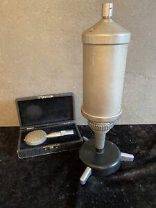 Kondensator Mikrofon Neumann CMV-3A Telefunken ELA M 302/2 + M7 Kapsel / Ständer