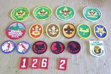 70s Vintage Boy Scout Badges and Patches