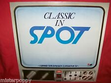 HELGA BUSCH IGOR PETROV CLASSIC IN SPOT TV OST 1984 LP ITALY MINT-