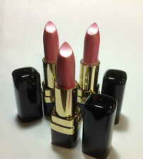 3 X COVERGIRL CONTINUOUS COLOR LIPSTICK SELF-RENEWING ( ROSE QUARTZ ) NEW.