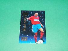 MANUEL AMOROS FOOTBALL CARD PREMIUM 1994-1995 OLYMPIQUE LYONNAIS LYON OL PANINI