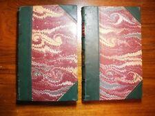 Historie Generale De La Musique Danse- J. Adrien De La Fage-1st edition- I & II