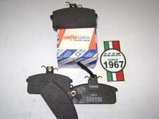 Pasticche freno originali Lancia Delta-A112-Suzuki Vitara-Samurai con segnalator