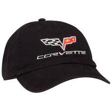 C6 Corvette Black Cotton Hat