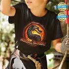 Mortal Kombat Kids T Shirt Size 6 - Size 16 (xs) Computer Game Tee