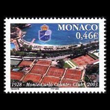 Monaco 2003 - Tennis Monte Carlo Country Club Sports - Sc 2288 MNH