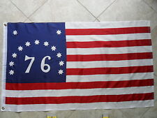 3' X 5' U.S. AMERICAN 1776 BENNINGTON FLAG 3x5 NEW