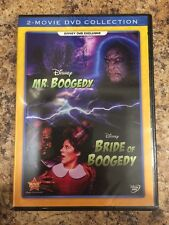 MR. BOOGEDY & BRIDE OF BOOGEDY 2-MOVIE DVD COLLECTION DISNEY CLUB EXCLUSIVE NEW