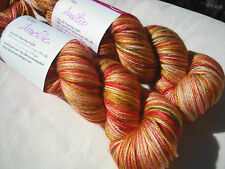 "Phydeaux Knitting Yarn ""Soie Fingering"" 50/50 Superwash Merino & Silk, 100g/397m"