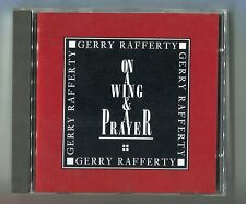 Gerry Rafferty cd ON A WING & A PRAYER © 1992 Polydor # 517 238-2 NL-12-track-CD