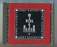 Gerry Rafferty cd ON A WING & A PRAYER © 1992 Polydor # 517 238-2 NL-12-track-CD