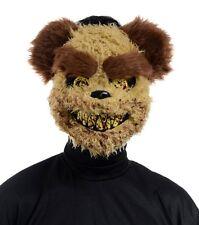 Richard aterrador mal Asesino De Oso De Peluche Halloween Disfraz Máscara Accesorio P9337