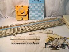 Vintage Singer LK 100 Knitting Machine Condition Unknown for Parts or Repair