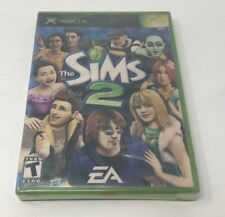Sims 2 Xbox - NEW - (See Des.)