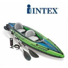 Intex Challenger K2 Canoa Kayak Gonfiabile con 2 Posti
