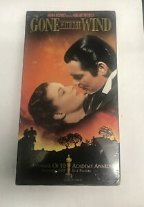 New Gone with The Wind VHS NEW, SEALED