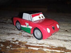 Disney Pixar's cars maidenhead wooden Giuseppe motorosi