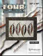 Four: Quiltworx.com Leaf Series Foundation Paper Piecing Pattern