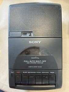 Vintage Sony TCM-939 Portable Cassette Corder/Recorder Player