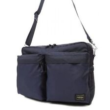 New Yoshida Bag PORTER PORTER FORCE SHOULDER BAG 855-07415 Navy From Japan