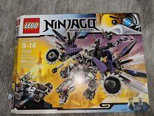 LEGO Ninjago Original Nindroid Mech Dragon 70725 RARE RETIRED! Minifigure LAST 1