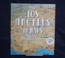 Signed!   Los Angeles in Maps- glen creason HC/DJ  History, maps, cartography