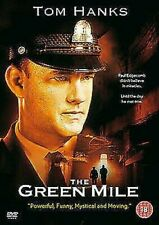 The Green Mile 1999 Tom Hanks DVD R4 GC TRACKED Post R2